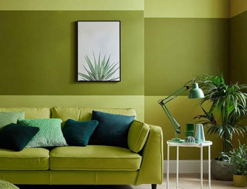 دکوراسیون سبز و 20 ایده جذاب طراحی با رنگ سبز