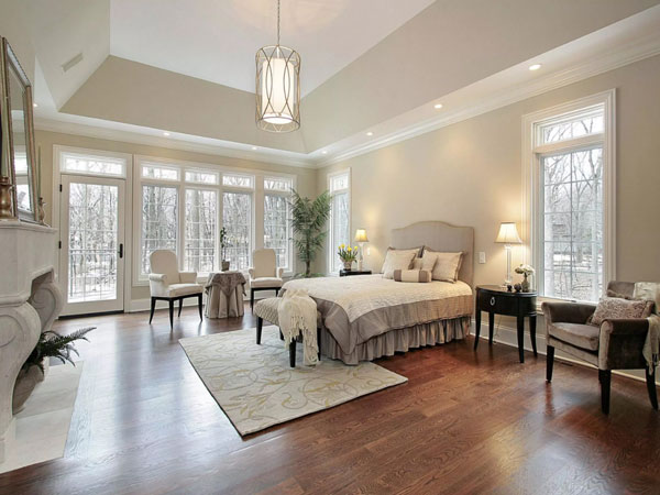 اتاق خواب مستر برای والدین