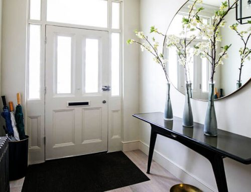 طراحی ورودی ،20 ایده فوق العاده و زیبا برای فضای کوچک اما تاثیرگذار