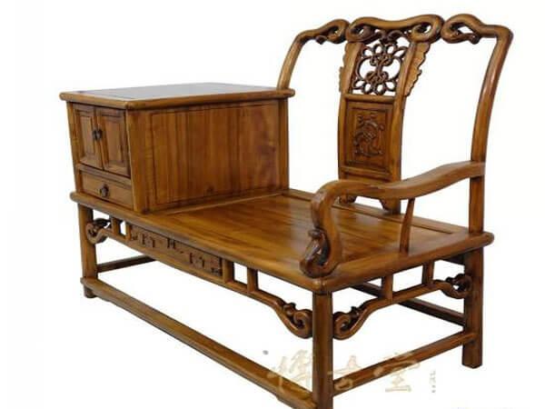میز صندلی دار تلفن اگر میز تلفن دارای طبقات متعدد است