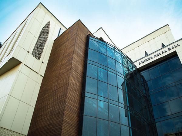 نمای مدرن ساختمان نمای ترموود و تاثیر آن بر سلامتی روانی و بسیار شیک و زیبا