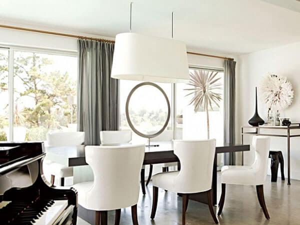 رنگ سفید در دکوراسیون داخلی منزل
