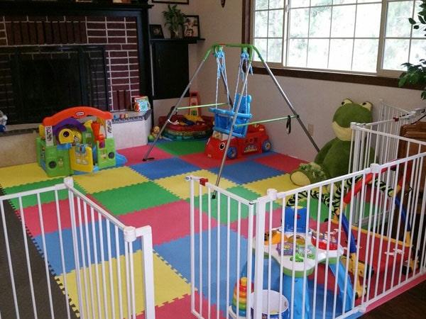 اتاق های طراحی شده برای بازی