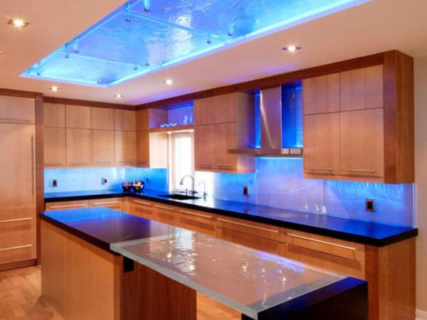 نورهای توکار آشپزخانه