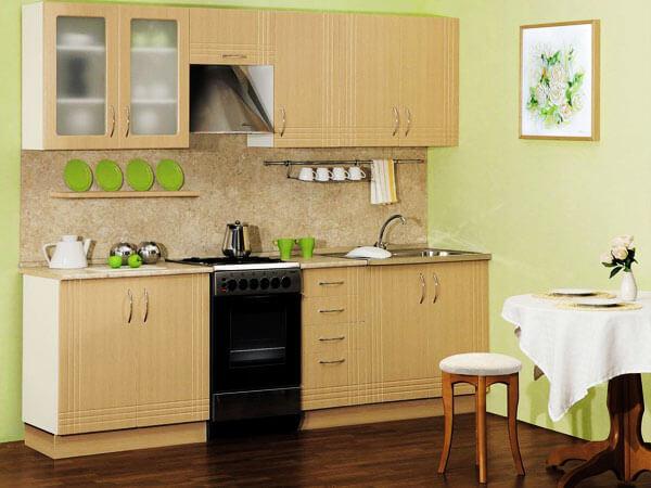 دکوراسیون آشپزخانه بدون اپن