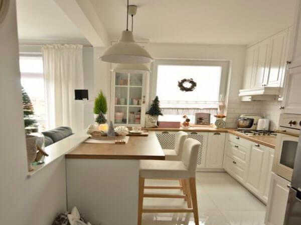 دیزاین آشپزخانه کوچک و نقلی