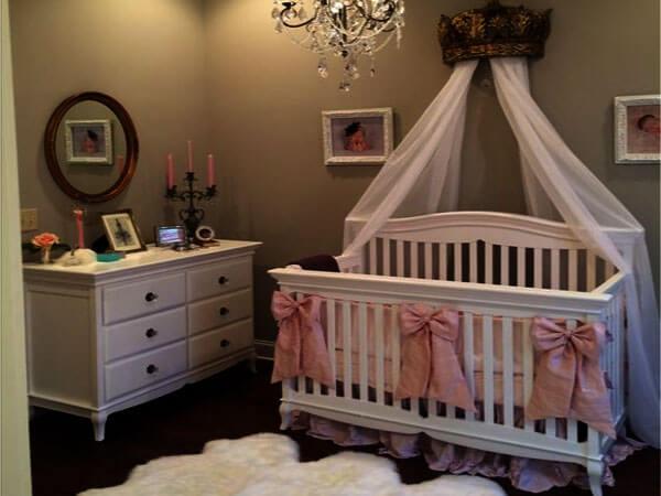 رنگ اتاق برای نوزاد مناسب با جنسیت نوزاد