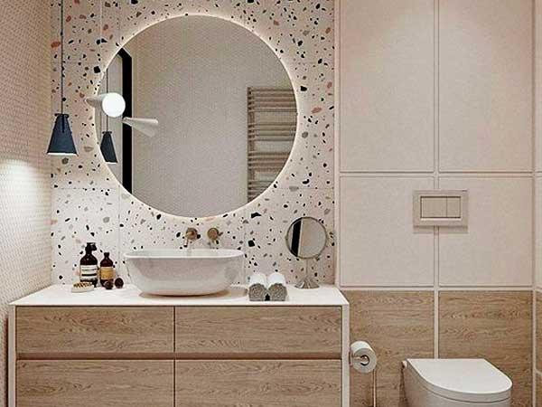 مدل حمامهای جدید وان در حمام