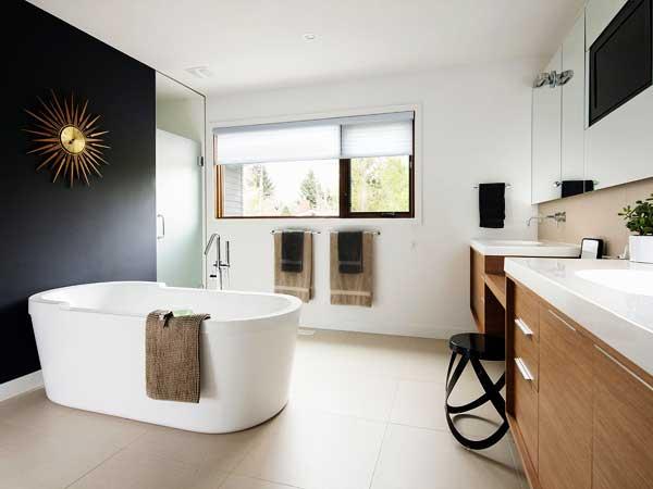دکوراسیون حمام سرامیک، موثرترین بخش دکوراسیون حمام