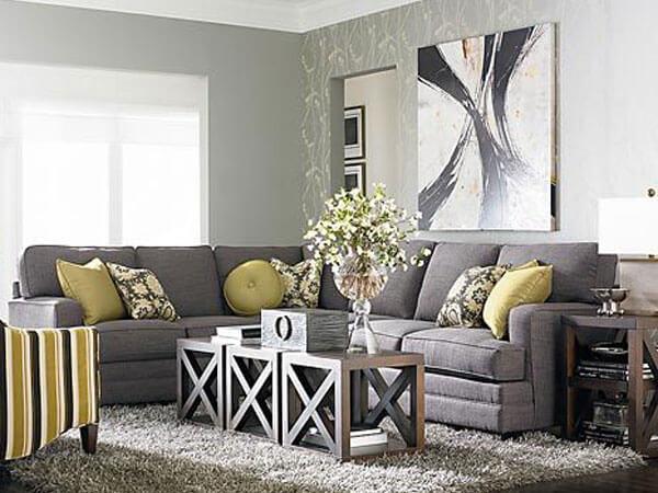 دکوراسیون پذیرایی با مبل راحتی مدل های مختلف میز جلو مبلی اما رایج ترین سبک ها در دکوراسیون داخلی منزل کدامند؟