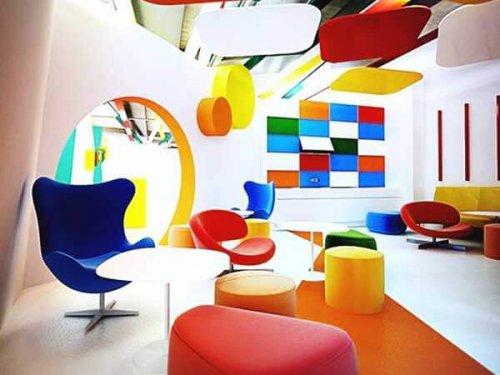 معجزه رنگ در دکوراسیون داخلی
