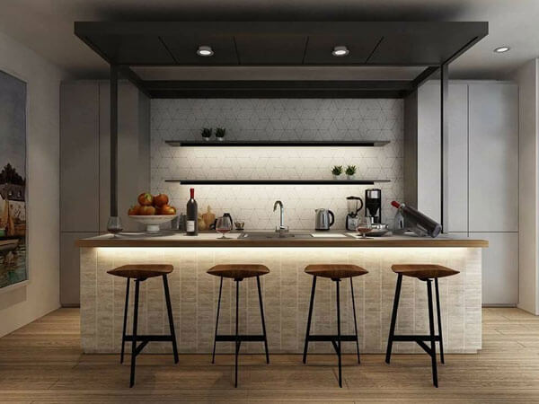 انواع اپن آشپزخانه