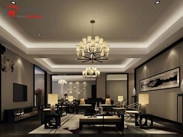 در طراحی داخلی ساختمان چه نکاتی مورد توجه قرار می گیرد؟