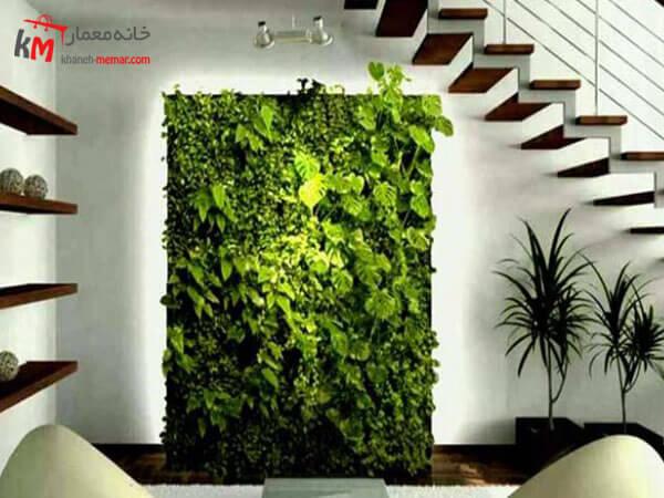 قیمت طراحی دکوراسیون داخلی و استفاده از گل و گیاه