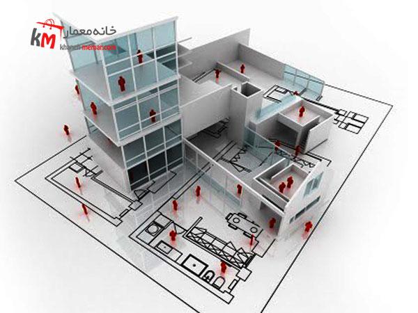 آیا با انواع نقشه های ساختمانی آشنایی دارید؟