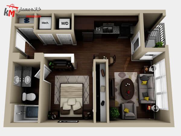 وظیفه اصلی نقشه کش ساختمان و طبق استانداردها کار کردن