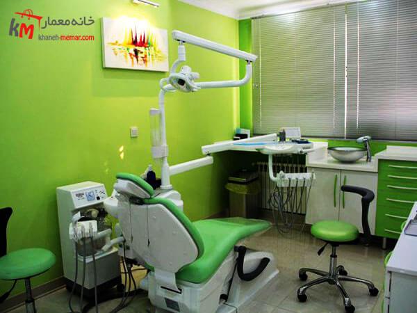 شرایط حاکم بر فضاهای مورد نیاز مطب و کلینیک دندانپزشکی