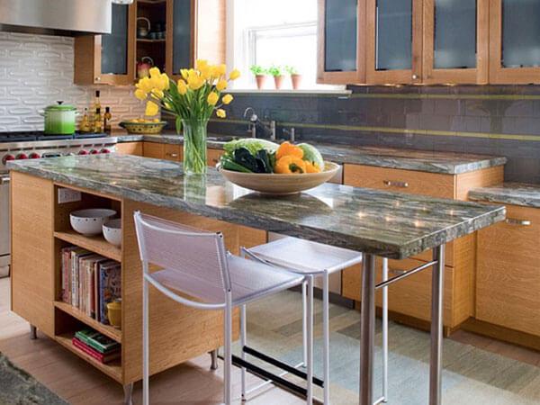 طراحی مدرن دکوراسیون آشپزخانه