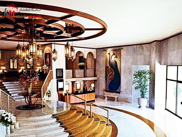 عوامل موثر بر هزینه طراحی داخلی هتل