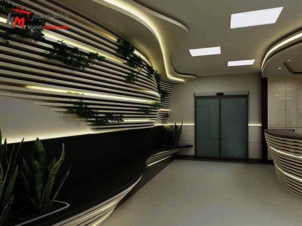آیا هزینه طراحی داخلی مطب زیاد است؟