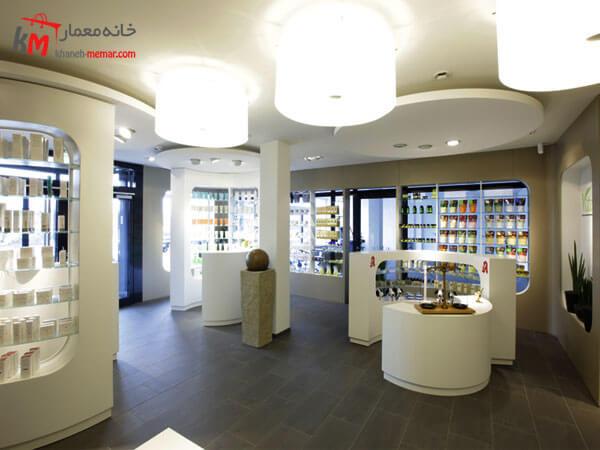 چگونه می توان قیمت هر متر طراحی داخلی مغازه را برآورد کرد؟