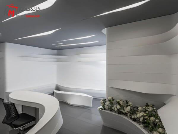 سپردن اجرای طراحی داخلی مطب به افراد بی تجربه و بدون مهارت هزینه بر خواهد بود
