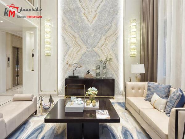 چه بخش هایی از منزل قیمت هر متر طراحی داخلی را تغییر خواهد داد؟
