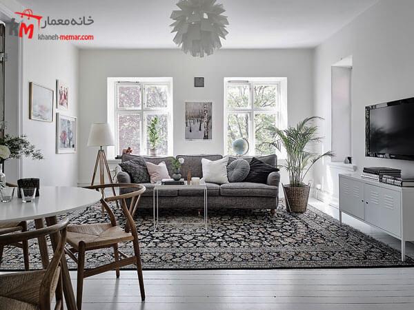 سبک مدرن طراحی داخلی پذیرایی سبک طراحی دکوراسیون داخلی پذیرایی ایرانی