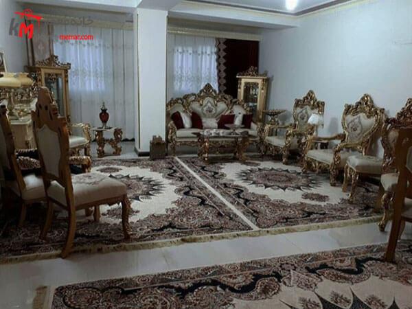 فرش یکی از عناصر دکوراسیون ایرانی فرش ایرانی