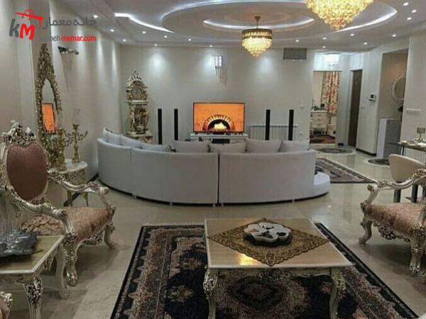 فرش ایرانی یکی از عناصر ثابت دکوراسیون ایرانی فرش ایرانی