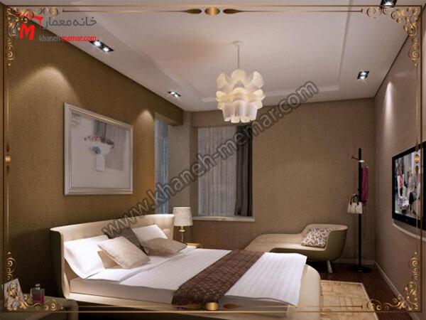 چراغهای زیبا برای اتاق خواب