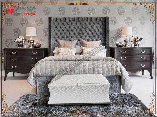 طرح های زیبا برای تزیین اتاق خواب مدل های شیک و منحصر به فرد کاغذ دیواری اتاق خواب