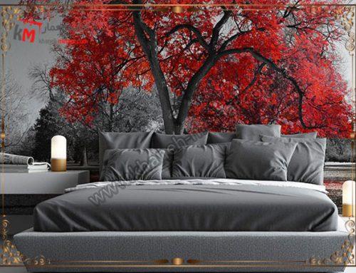 30 مدل کاغذ دیواری اتاق خواب فوق العاده زیبا و لوکس