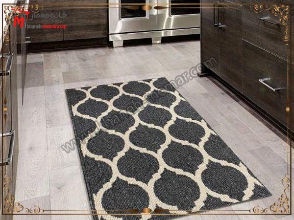 کاربردی بودن فرش توجه به برند تولید کننده فرش آشپزخانه