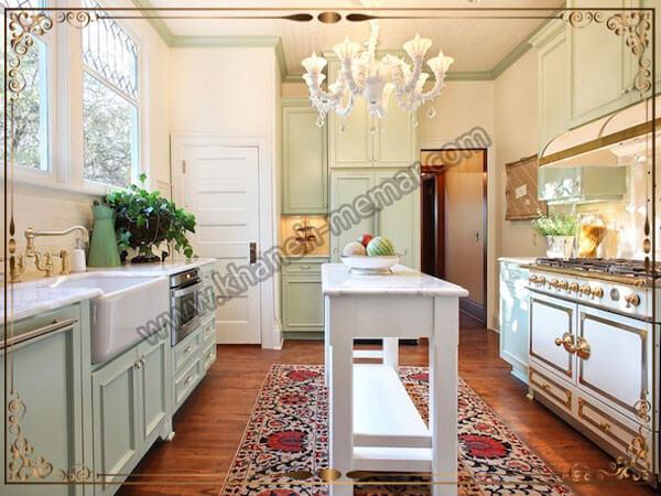 نکات قابل توجه برای انتخاب کردن فرش مناسب توجه به برند تولید کننده فرش آشپزخانه