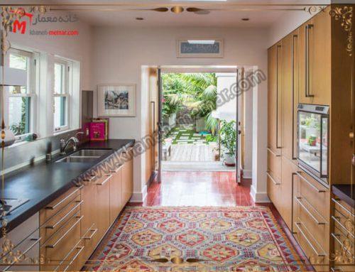 نکات مهم درباره انتخاب فرش مناسب آشپزخانه