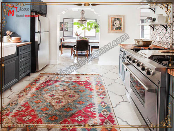 سایر نکات برای انتخاب فرش مناسب آشپزخانه