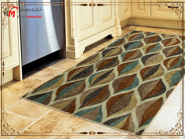 شستشو و تمیز کردن فرش های آشپزخانه