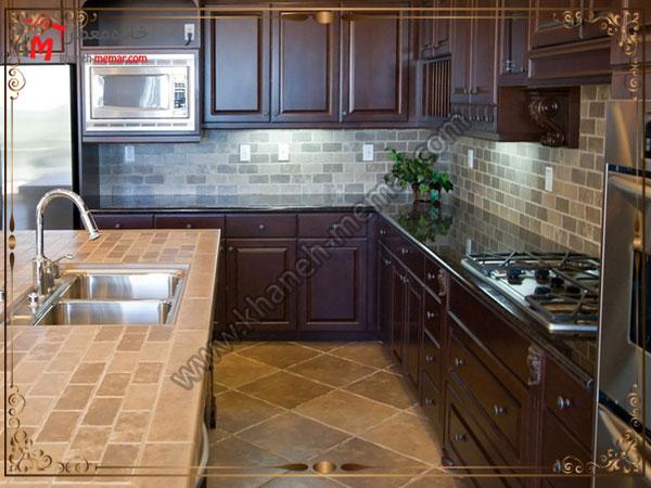 انواع مدل های متنوع کاشی کاشی آشپزخانه برای دکوراسیون مدرن