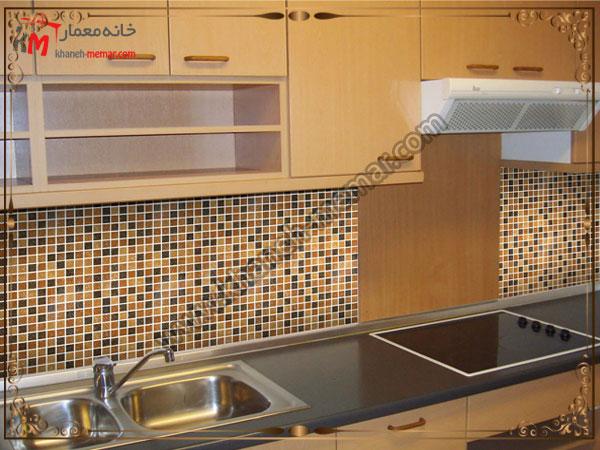 یک مدل کاشی آشپزخانه با طرح ریز کاشی آشپزخانه ساده باشد یا طرح دار؟