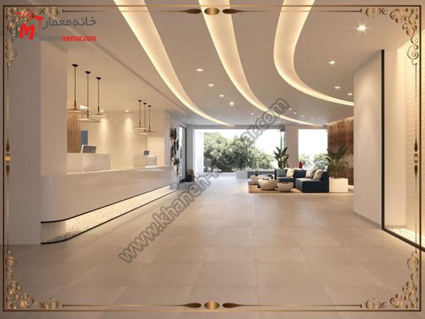 طرحهای متنوع از ساخت و اجرای کناف سقف