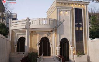 طراحی نمای زیبای نئوکلاسیک با نورپردازی عالی و موقعیت دسترسی جنوبی میباشد
