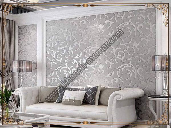 طرحهای شیک کاغذ دیواری مدرن