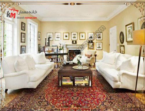 انواع فرش ایرانی و تاثیر آن در دکوراسیون