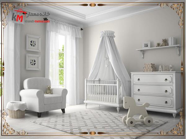 کف پوش های مناسب برای اتاق خواب کودک
