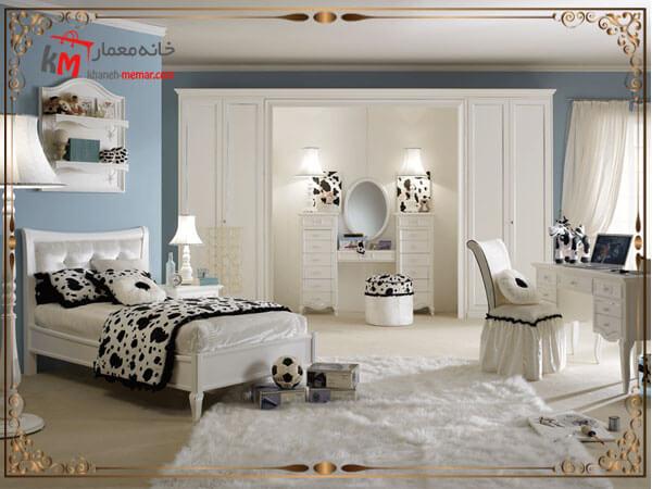 طراحی های شیک برای اتاق خواب کودک