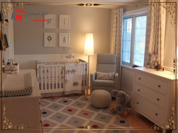 کف پوش مناسب اتاق خواب کودک