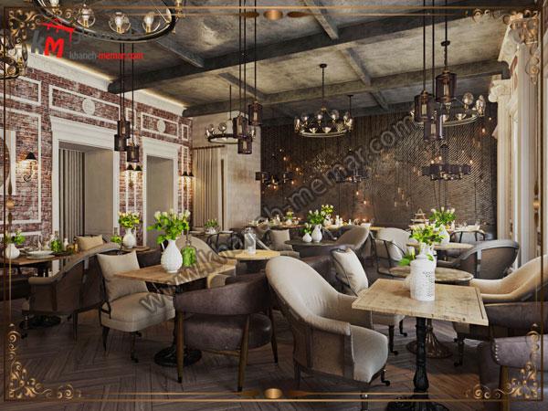 راحتی صندلی ها برای کافه و رستوران