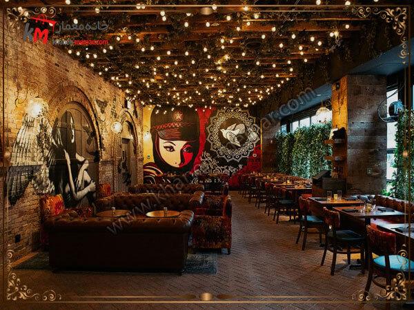 کافه های تاریک و دنج دوستانه