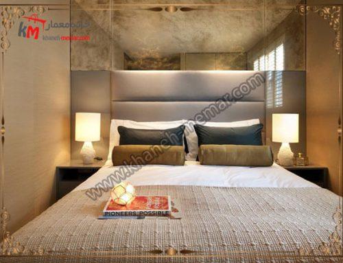 بهترین چیدمان دکوراسیون اتاق خواب کوچک